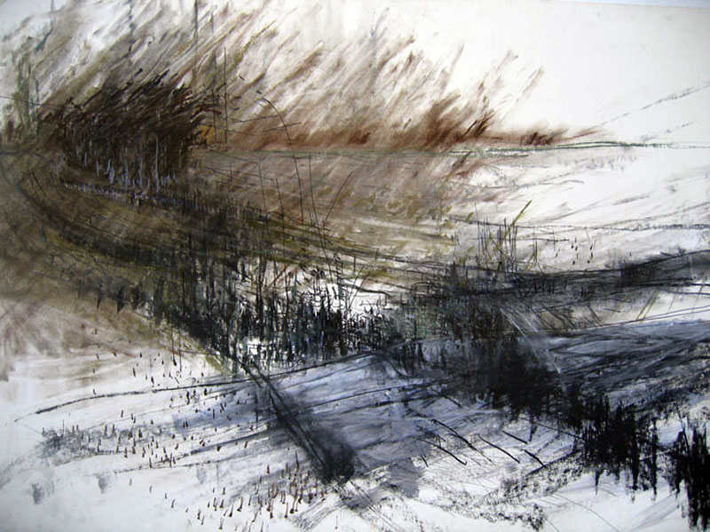 Croft Farm - The Drift; Kate Genever, Arts Award holder 2016
